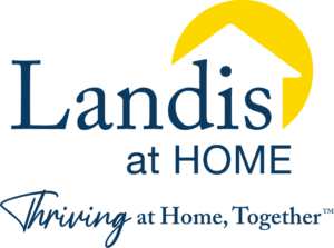 Landis at Home logo