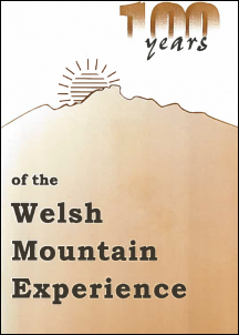 100 years of the Welsh Mountain Experience