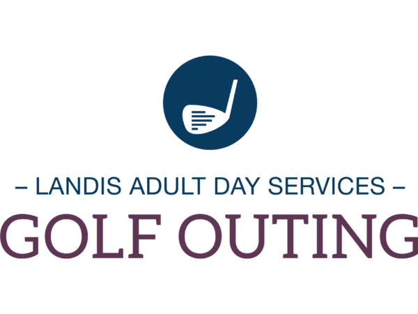 Landis Adult Day Services Golf Outing logo